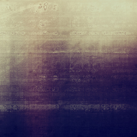 Antique vintage background. With different color patterns