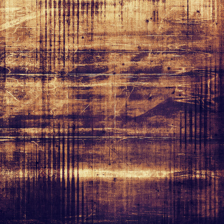 Old antique texture or background. With different color patterns