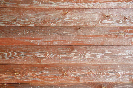 Wooden weathered brown boards texture.