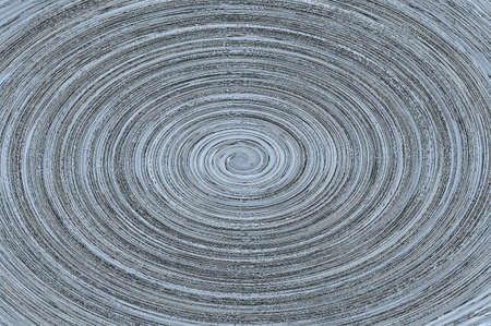 Abstract spiral vertical gray textured. Empty background.