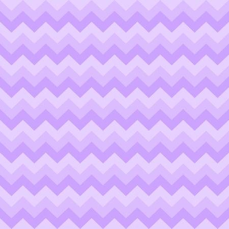 Seamless chevron pattern three violet colors. Vector illustration