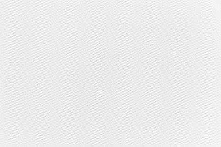 Empty white ribbed craft paper background with copy space, horizontal