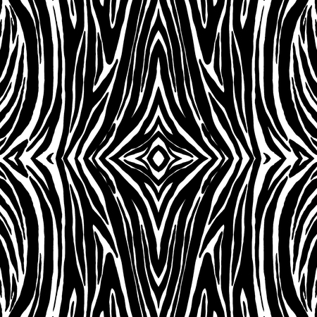 zebra pattern: Abstract hand painted background.  Illustration