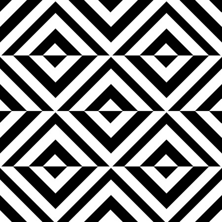 lighting technique: Abstract Geometric seamless pattern. Vector.