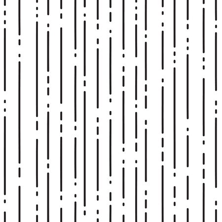Abstract geometric pattern with black dotted lines Illustration