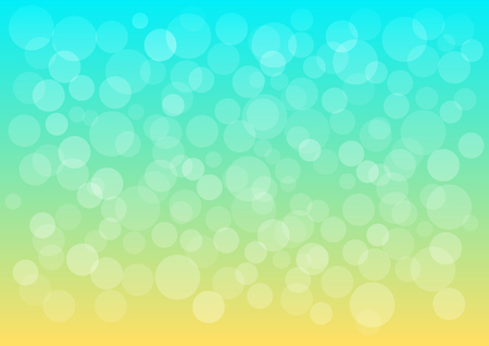 Summer decorative abstract background. Vector illustration