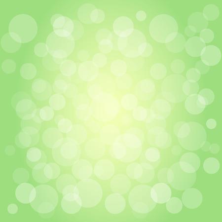 Decorative abstract light green background. Vector illustration  イラスト・ベクター素材