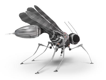 Robot mosquito photo