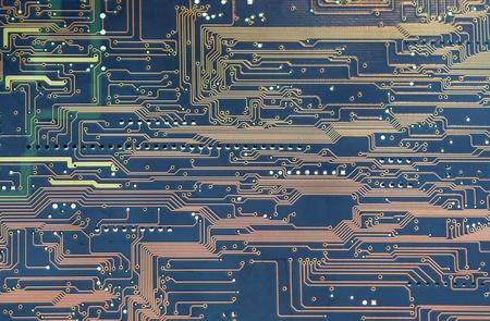 printed circuit board: Carte de circuit imprim� face arri�re