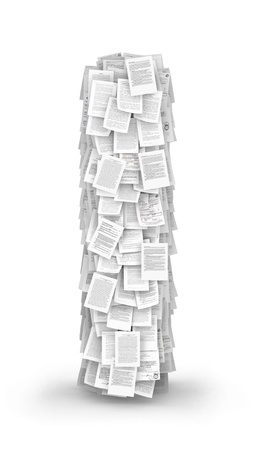 bureaucratism: Letter  I, from thousands of documents font