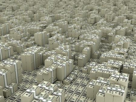 thousand: Dollar infinity
