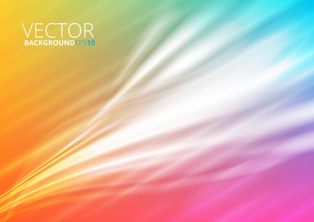 watter: Abstract colorfull lighting background with waves