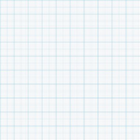 millimeter: Millimeter paper one, five and ten mm grid shift Illustration