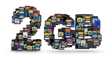 mb: 2GB capacity numbers  from many memory sd cards,  fictional brands