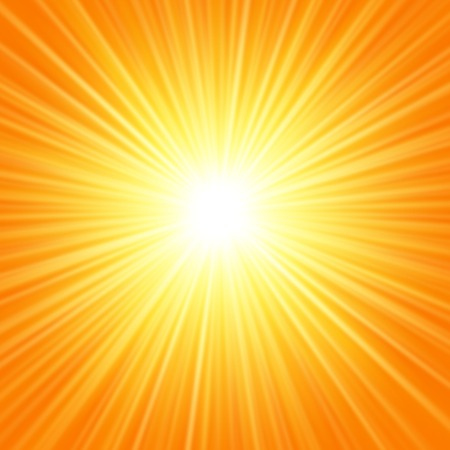 sunrays: Abstract light background