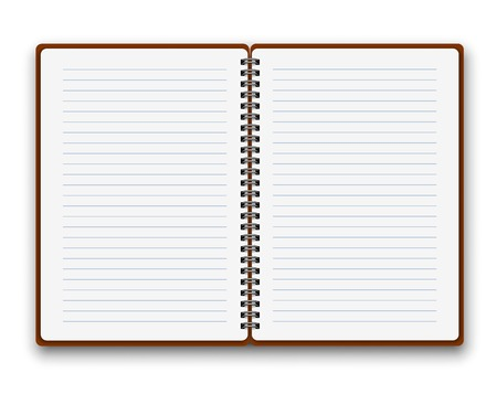 Open notebook