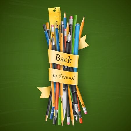 batch: Batch of pencils