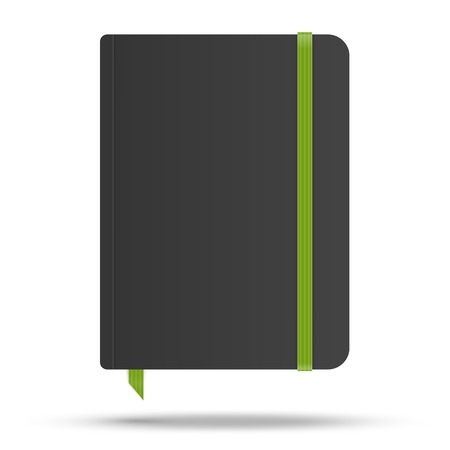old notebook: Moleskin