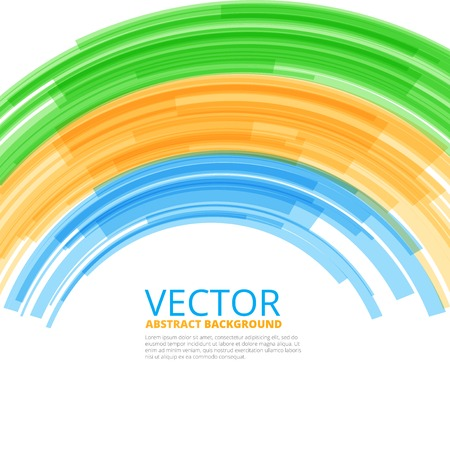 echnology: Colorful background mosaic design, vector illustration