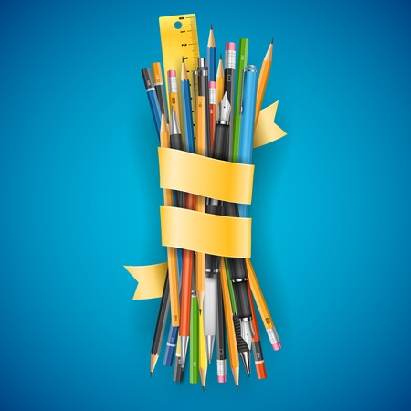 batch: Batch of pencils