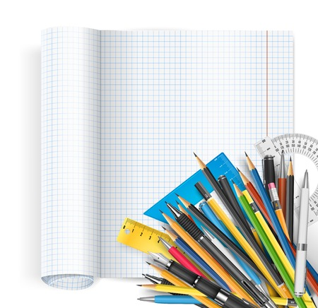 stylo: Notepad and pens