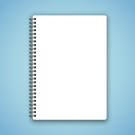 Notebook Illustration