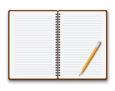 moleskin: Copybook template