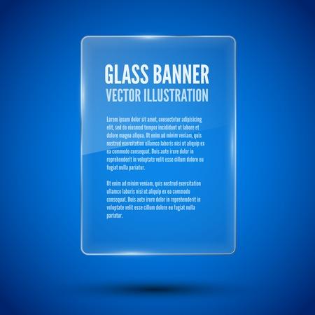 Glass framework illustration.