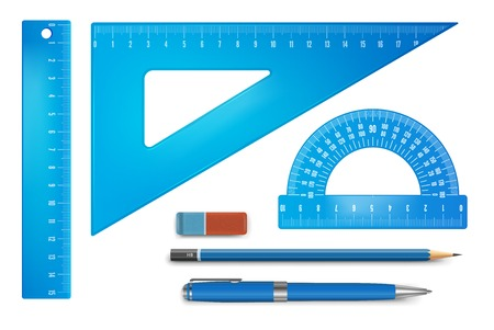 drafting: Ruler instruments