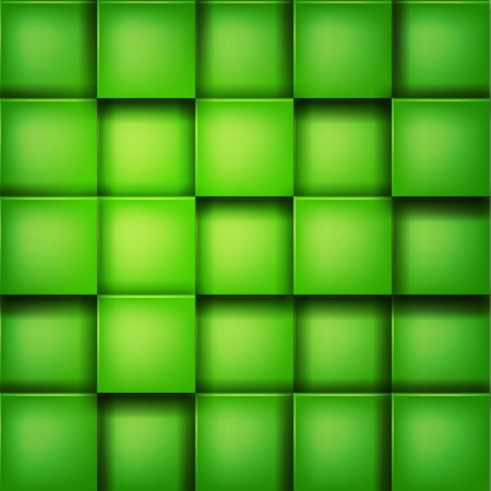 cuadrados: Verde
