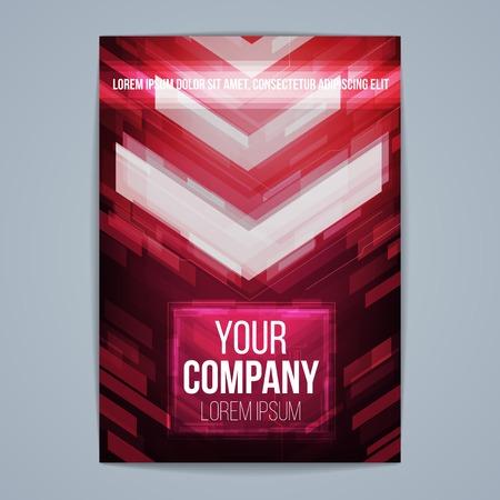 playbill: Vector template