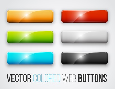 stretched: Buttons