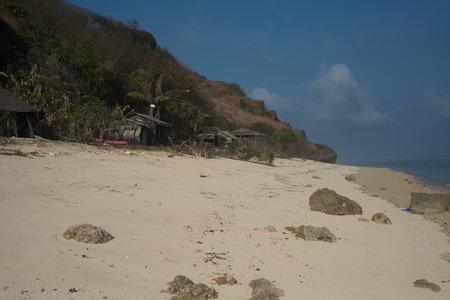 warm water fish: Pandawa beach