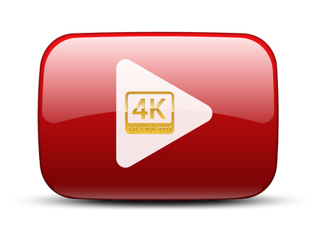 video player: Video icon Illustration