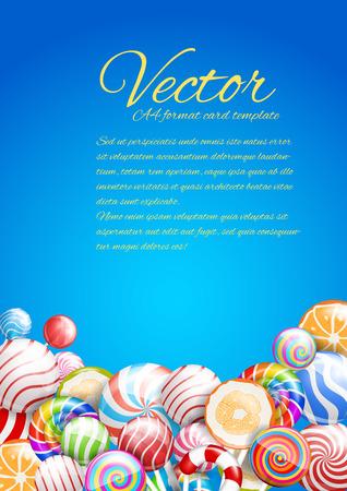 paletas de caramelo: Lollipops