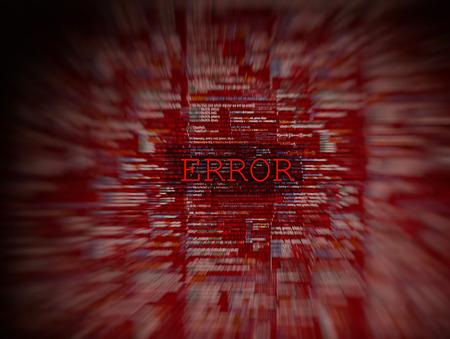 operand: Program code Stock Photo