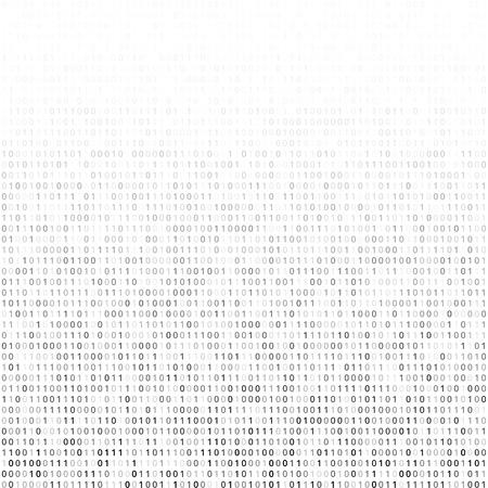 Binary code 向量圖像