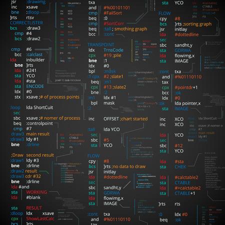 debug: Assembler Illustration