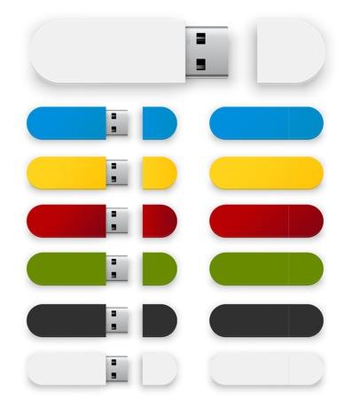 usb drive: USB drive