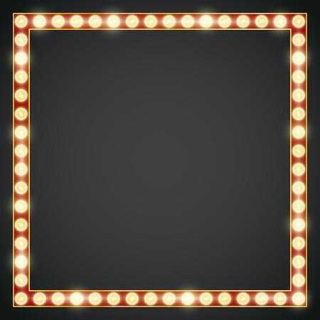 Frame lamps