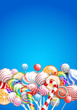lollipops: Lollipops fondo