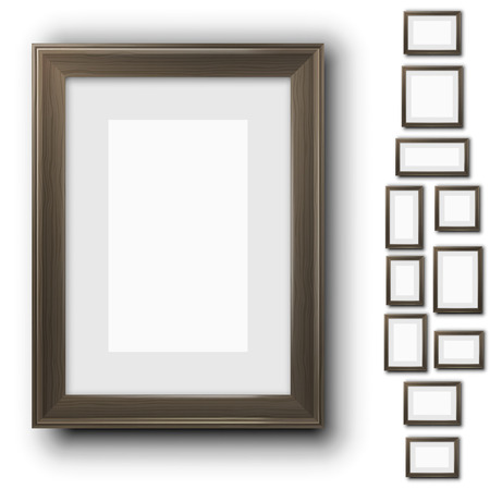 a4 borders: Frames