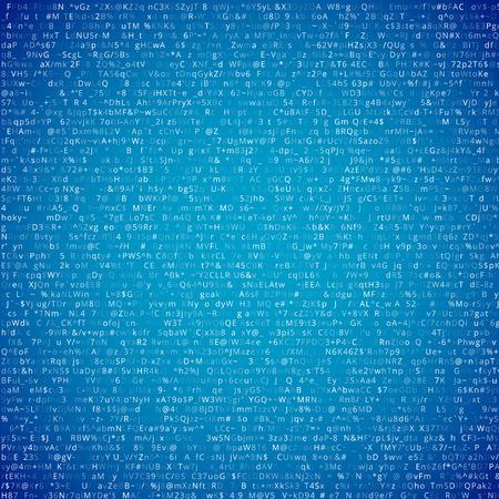 secret code: Code Illustration