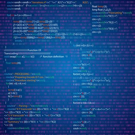 Code Ilustracja