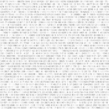 cryptic: Binary code Illustration