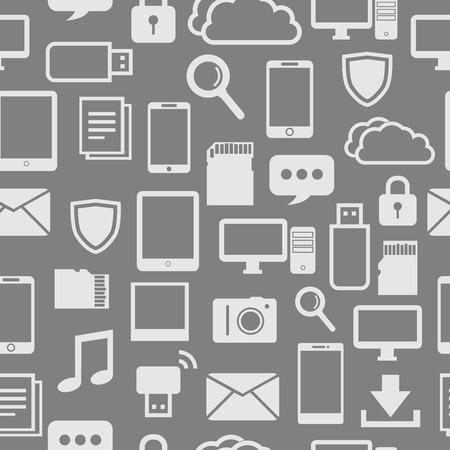 gadget: Tech pattern