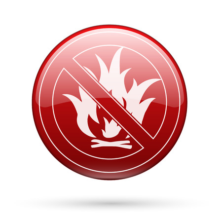 compulsory: No fire sign