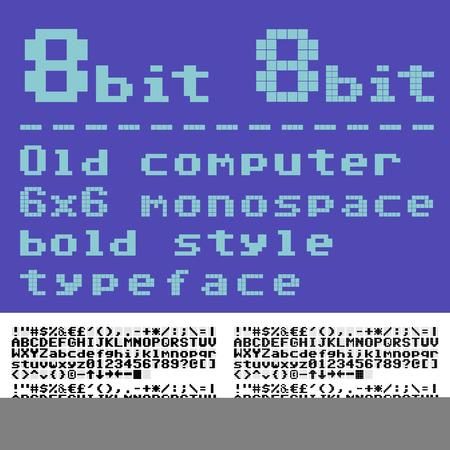 8 bit: Fuente de 8 bits