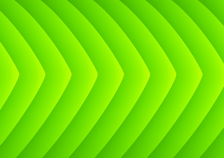 ecology background: Abstract green ecology theme arrows background for presentation