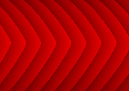 red arrows: Abstract red speed theme arrows background for presentation Illustration